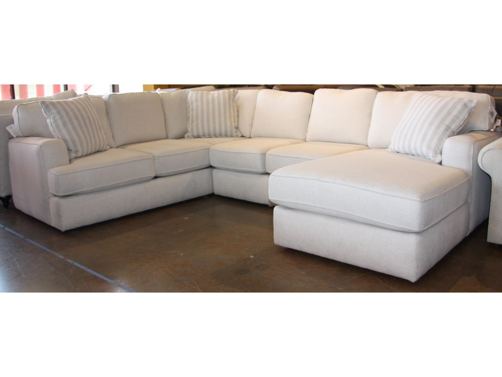 England Rouse3 PC Sectional