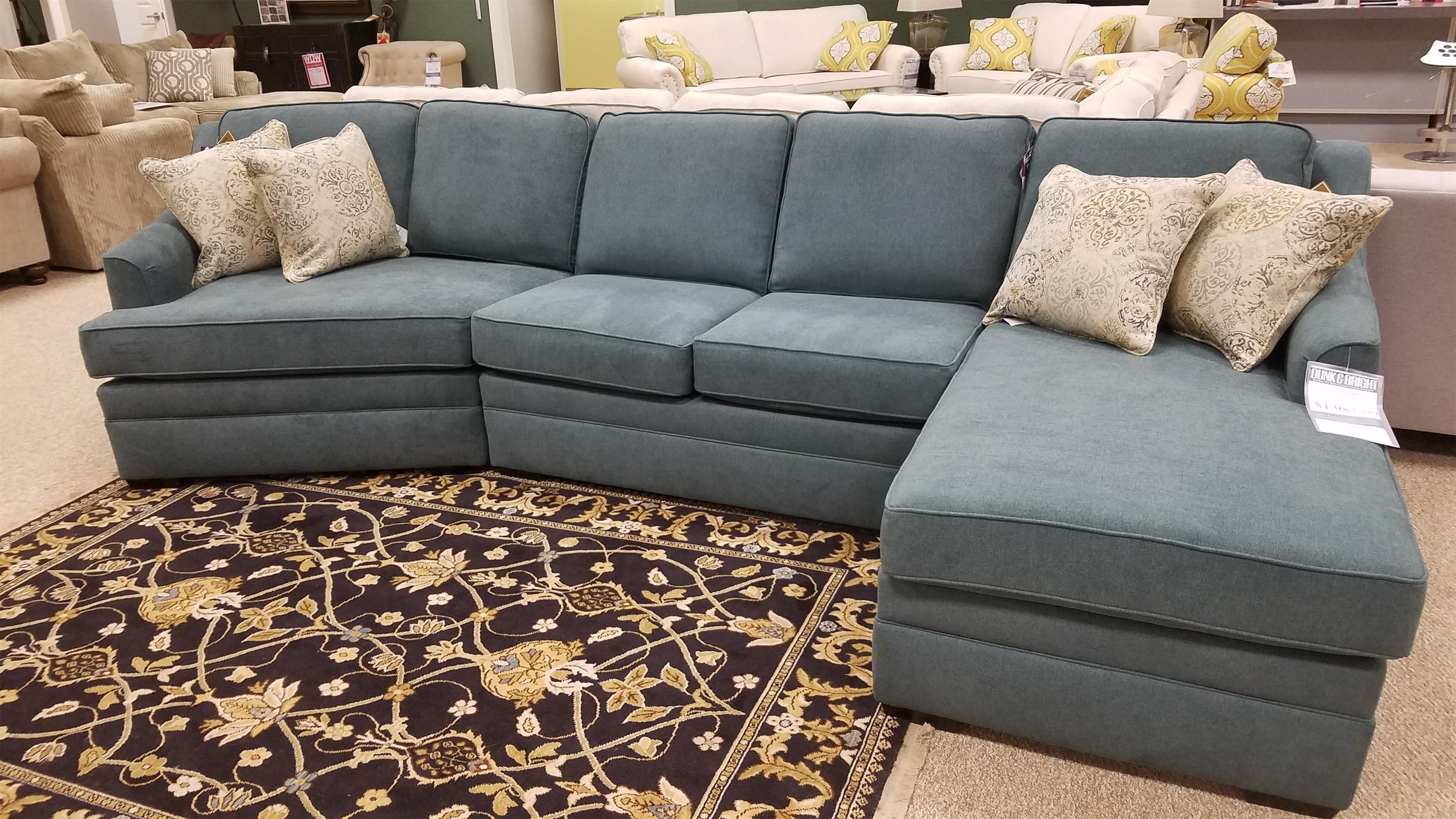 Genial England ThomasThomas Cuddler Sectional