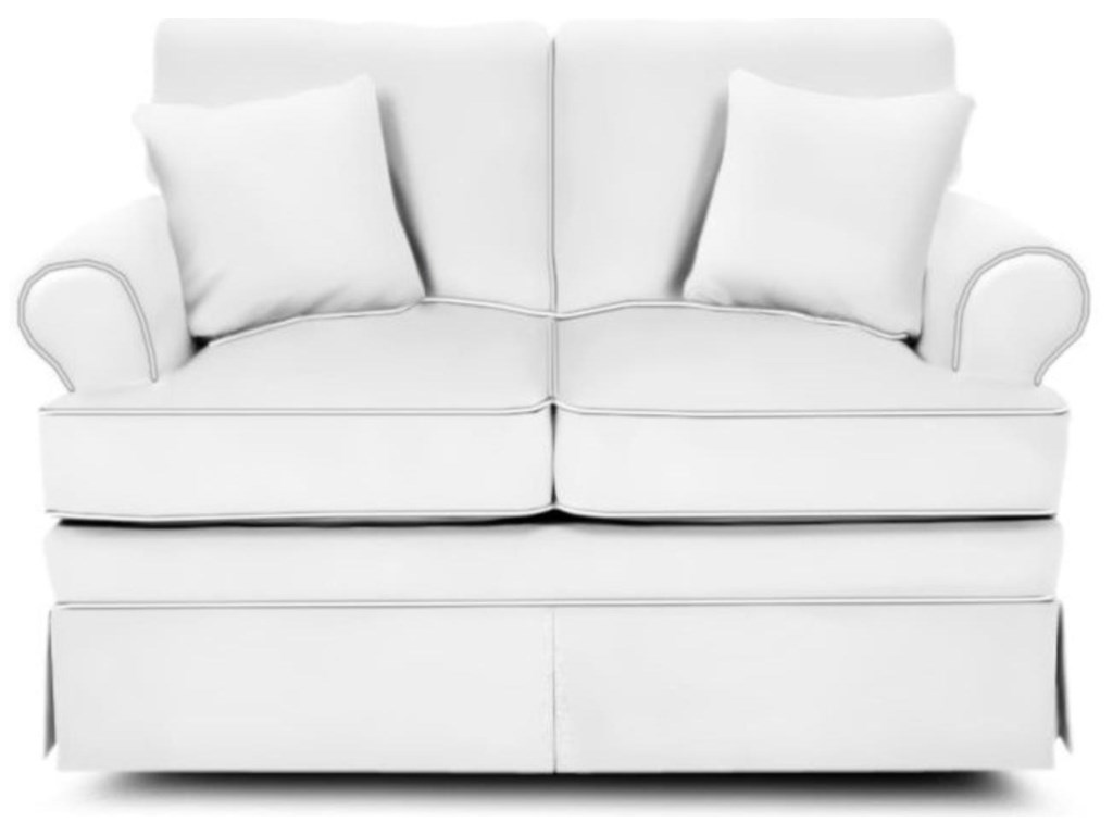 England WilliamLoveseat Glider