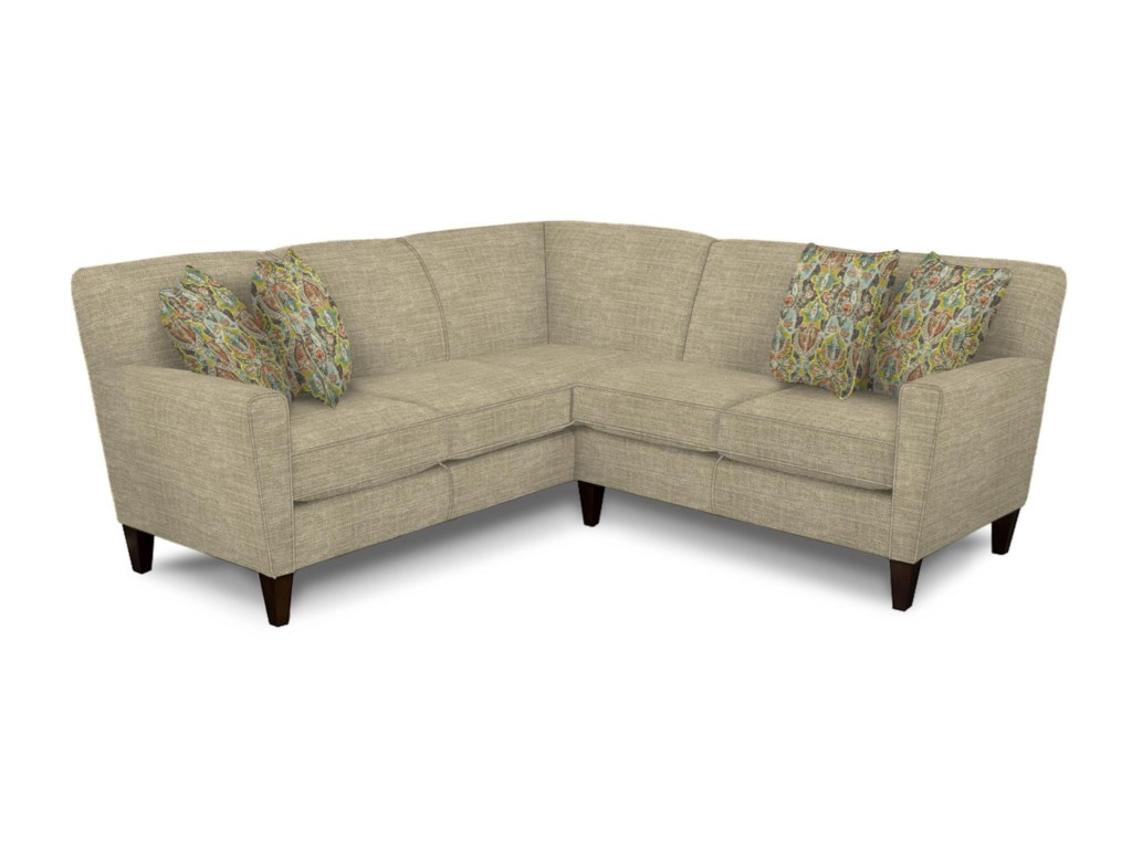 England Collegedale2 Piece Sectional Sofa