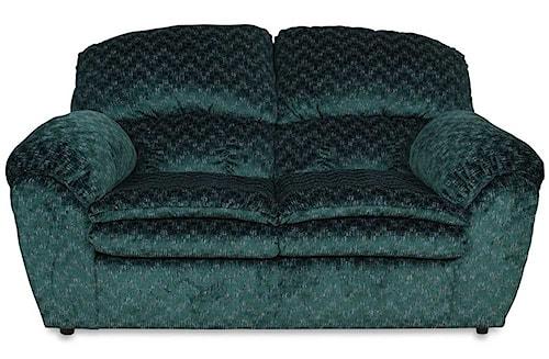 England Oakland Upholstered Love Seat