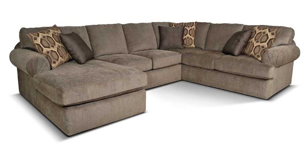 England AbbieSectional Sofa with Left Chaise