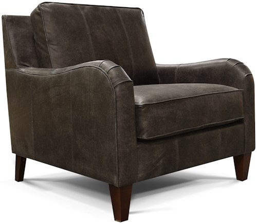 England Alice All Leather Chair