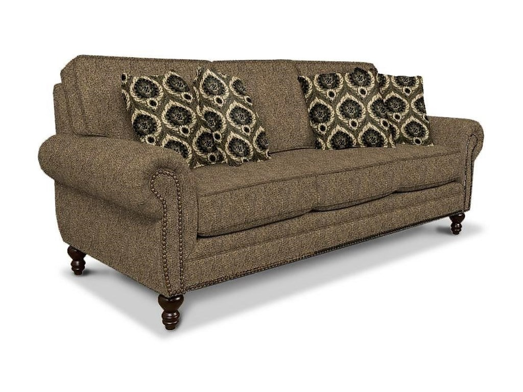 Amix Traditional Sofa By England