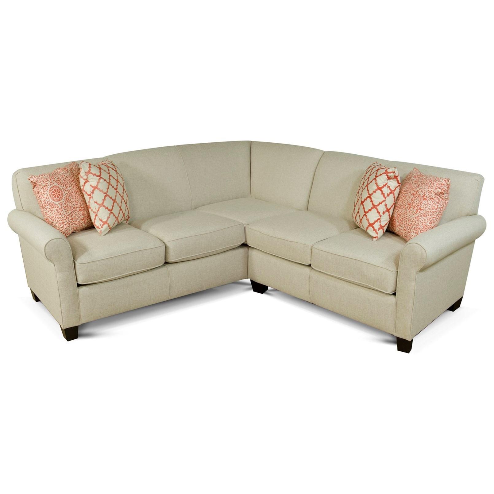 england angie small corner sectional sofa pilgrim furniture city rh pilgrimfurniturecity com