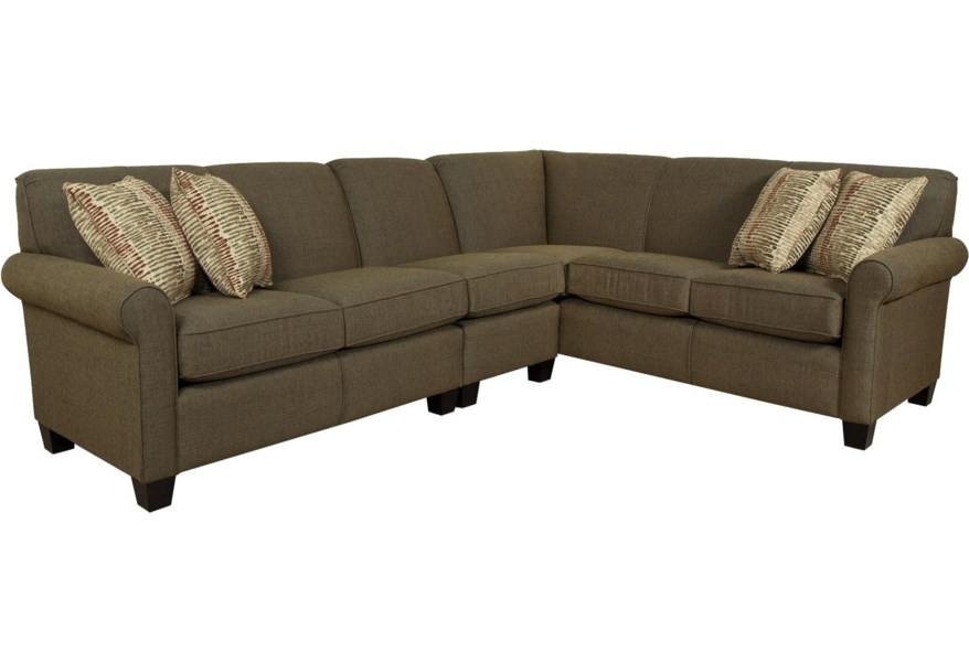 Angie Sectional Sofa