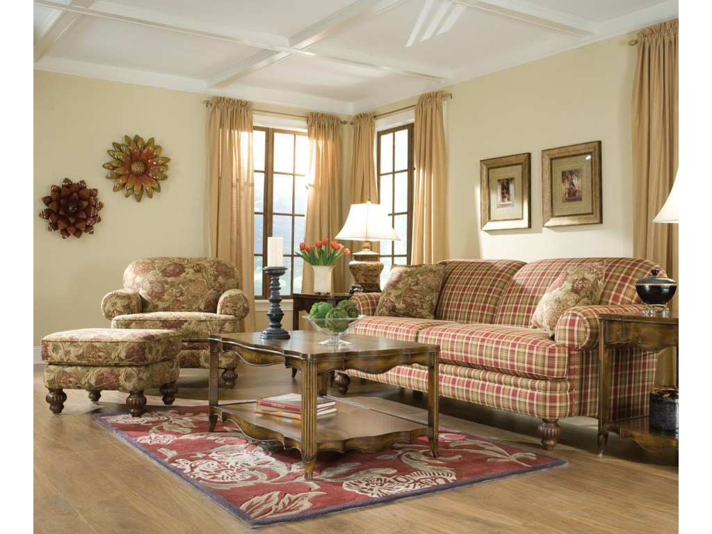 Shown with Coordinating Collection Sofa