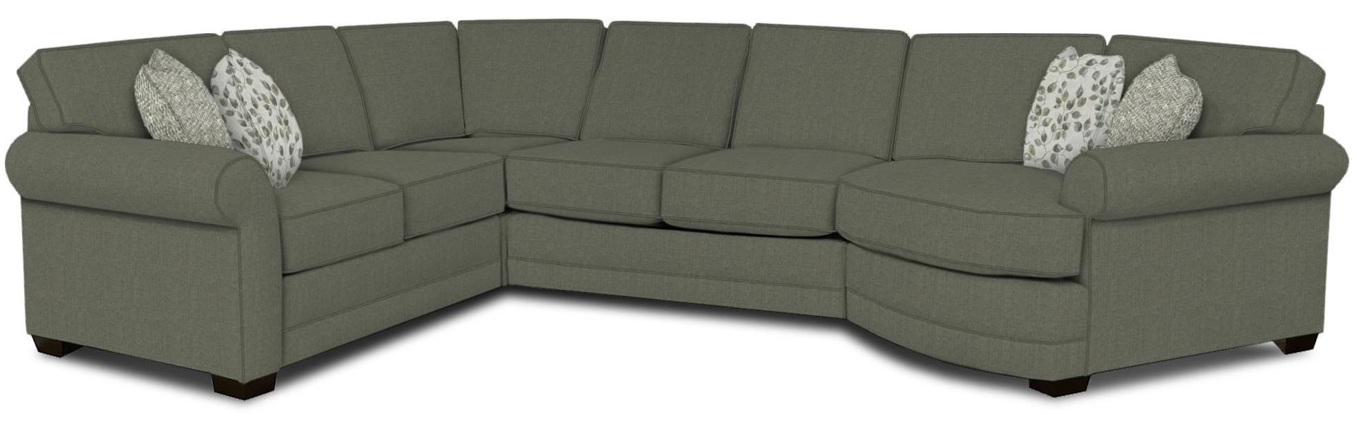 Delicieux England The A SeriesAdele Sectional ...