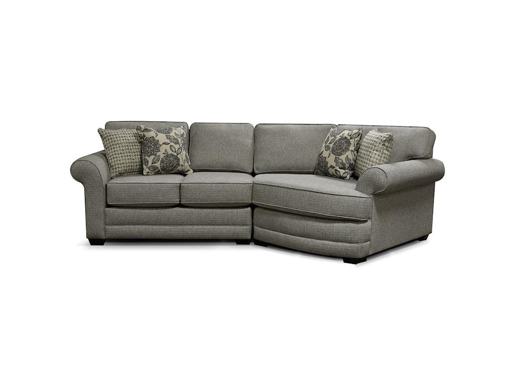England BrantleySectional Sofa