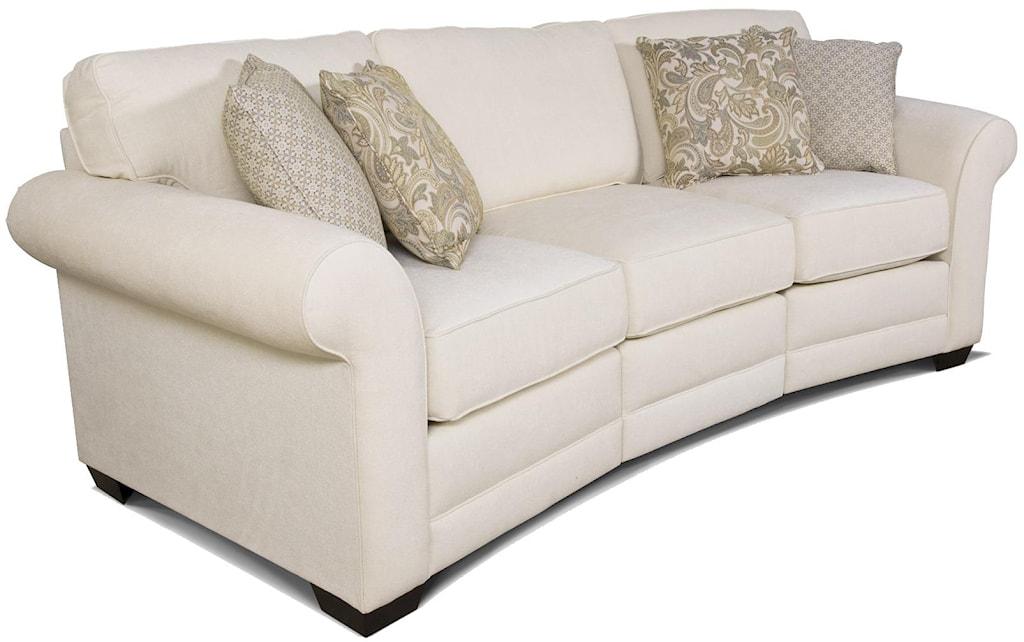 England Brantley 3 Piece Conversation Sofa Dunk & Bright