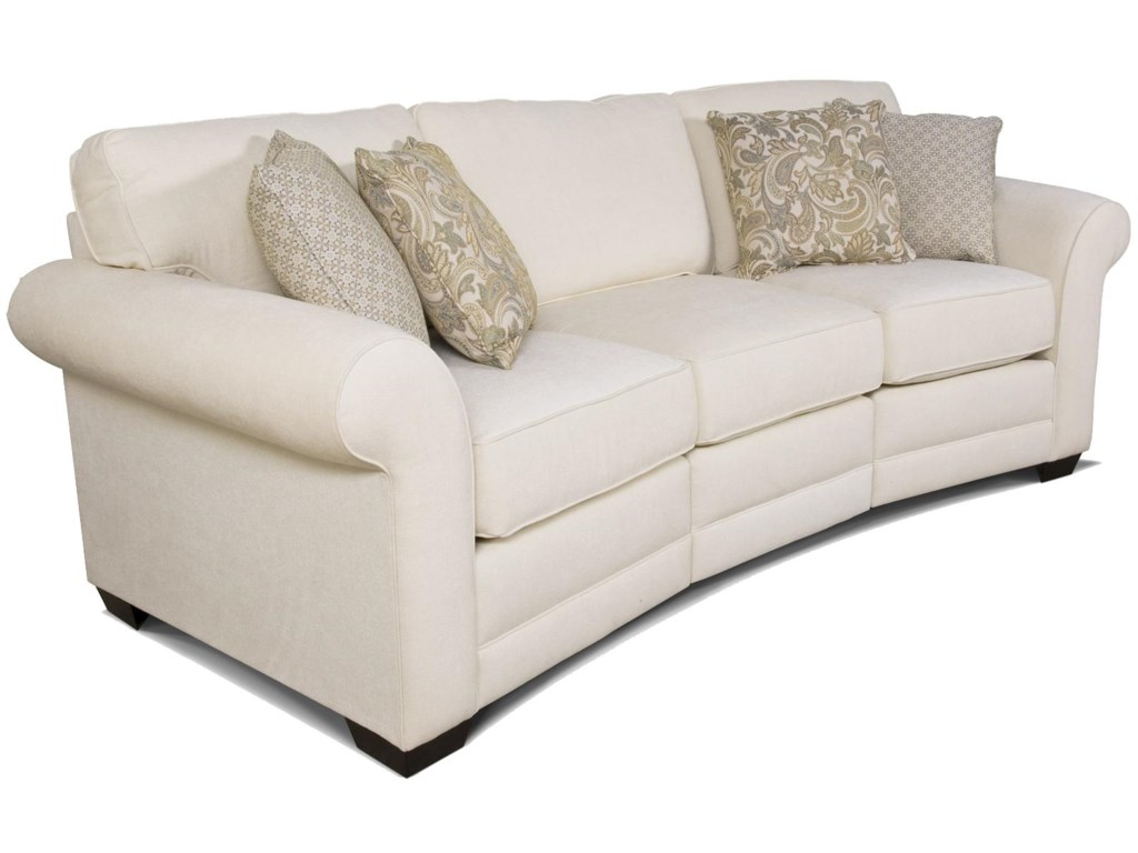 England Brantley 3 Piece Conversation Sofa Dunk Bright Furniture Sofas