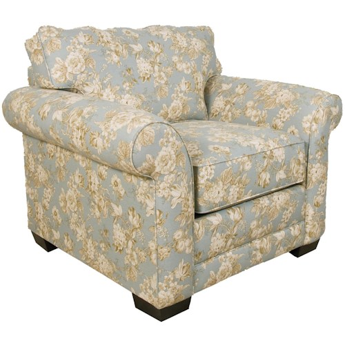 England Brantley Upholstered Stationary Chair