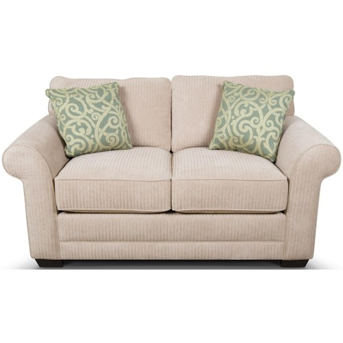 England Brantley Upholstered Love Seat