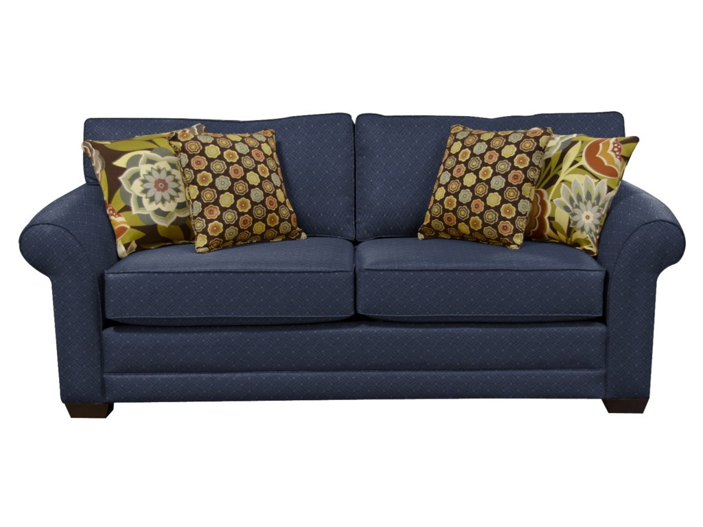 Brantley Queen Sleeper Sofa With Air Mattress By England At Pilgrim Furniture City