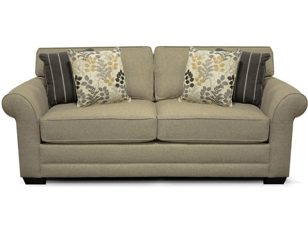 England BrantleyQueen Sleeper with Comfort 3 Mattress