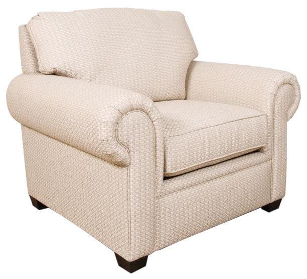England BrettRolled Arm Chair