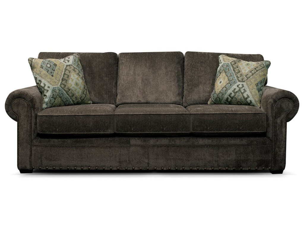 England BrettRolled Arm Sofa