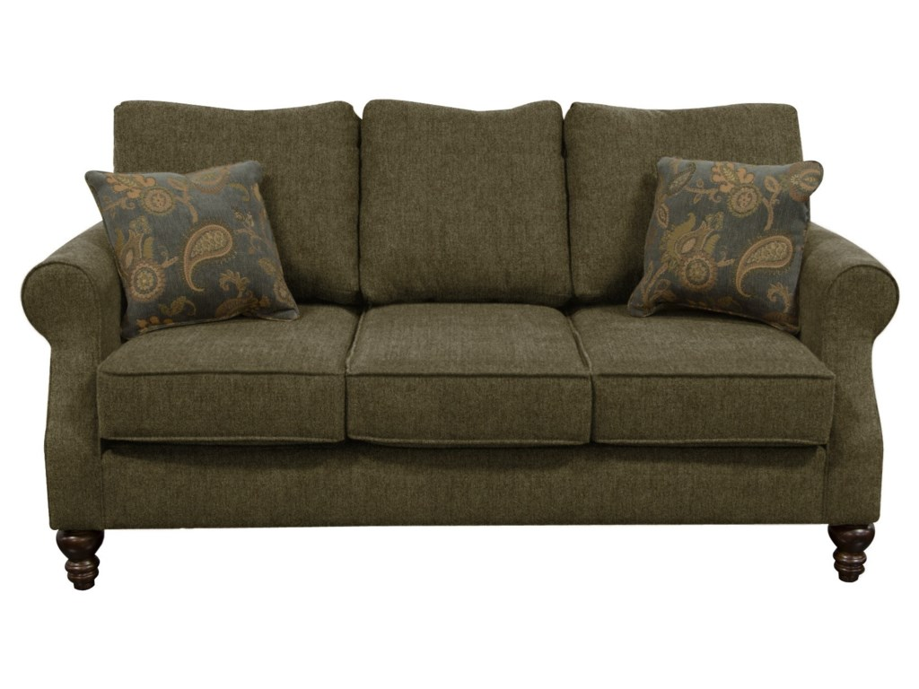 England Brinson and JonesSmall Scale Sofa