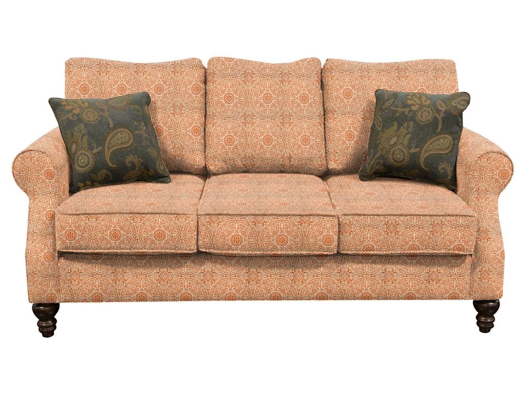 England Brinson and JonesSmall Scale Sofa