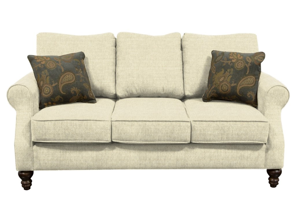 England Brinson and Jones 1z05 Small Scale Sofa with Three Seats ...