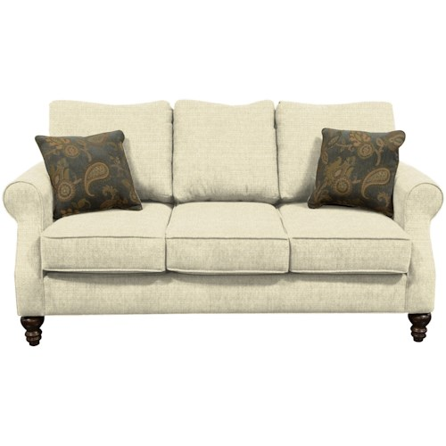 England Brinson and Jones Small Scale Sofa with Three Seats