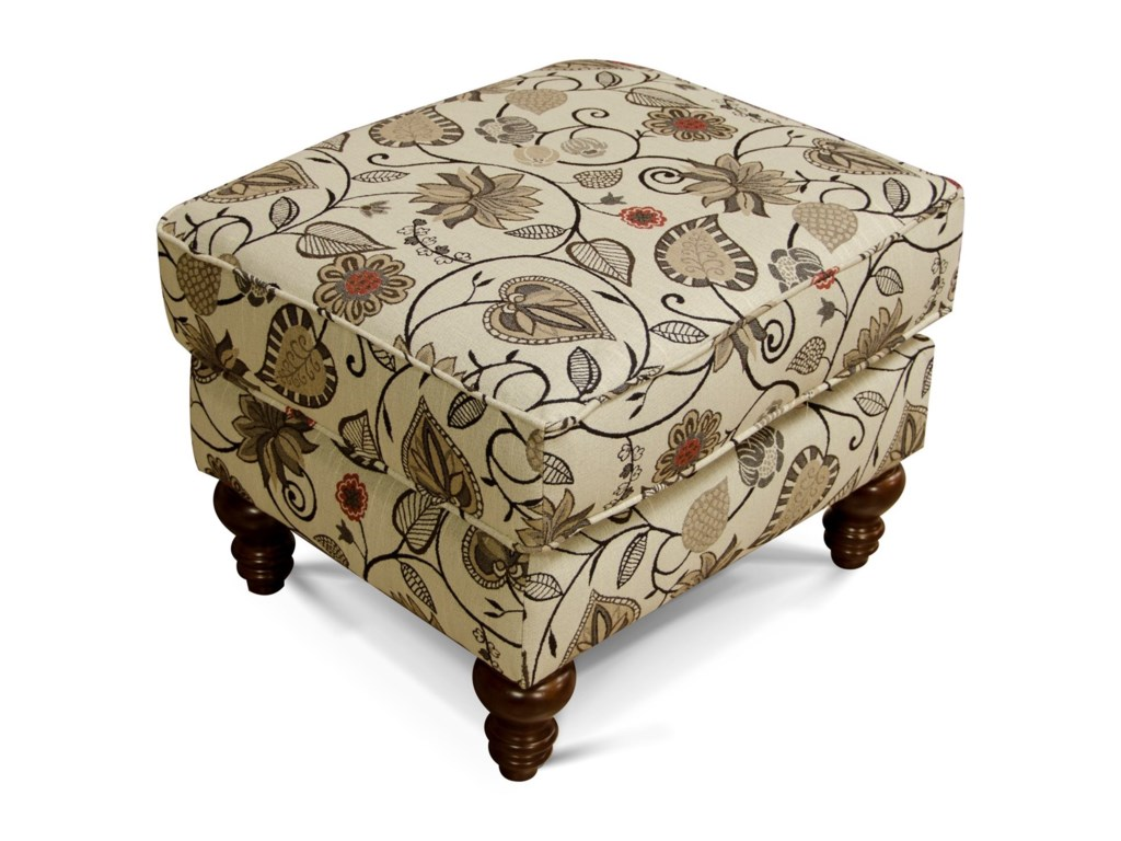 England Brinson and JonesSmall Scale Ottoman