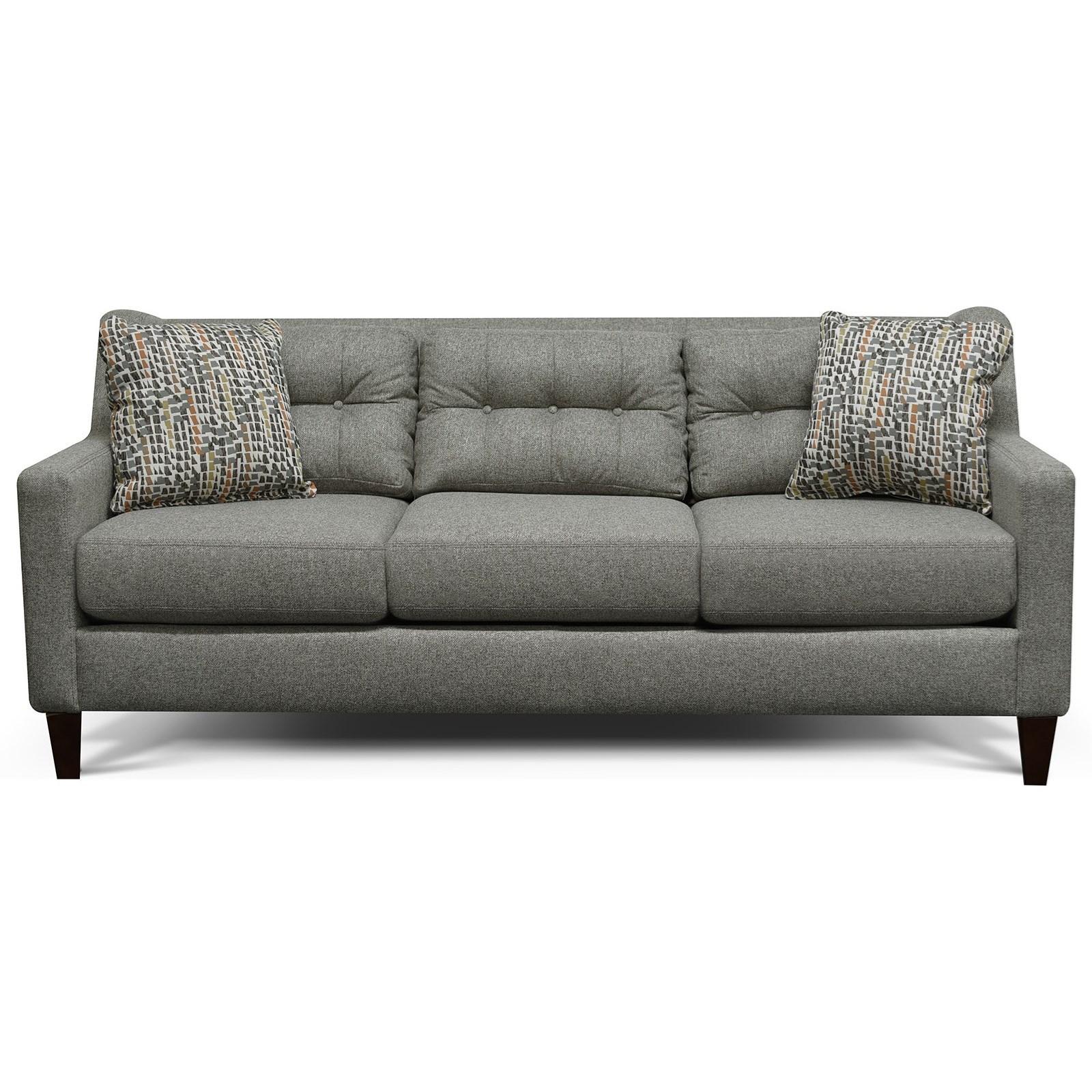 England Brody Tufted Back Sofa
