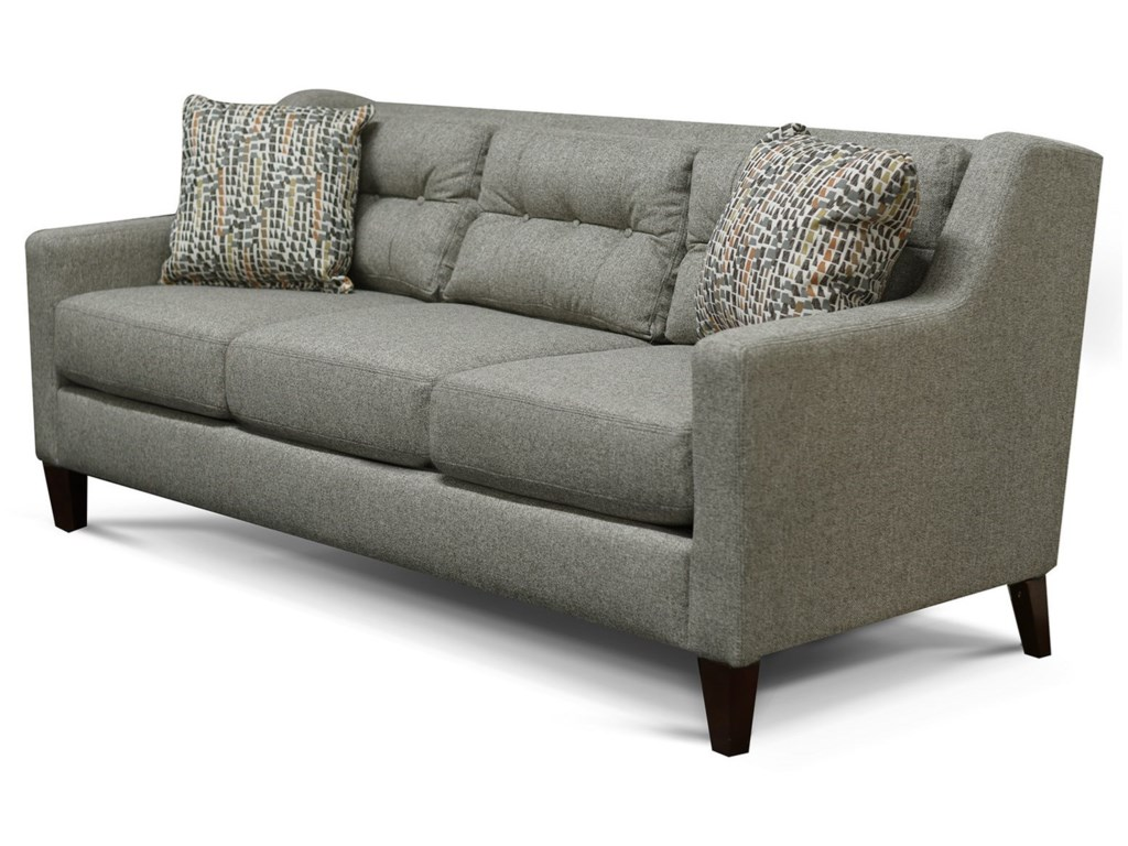 England BrodyTufted Back Sofa