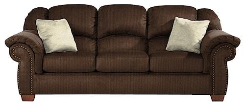 England Bryce Overstuffed Sofa