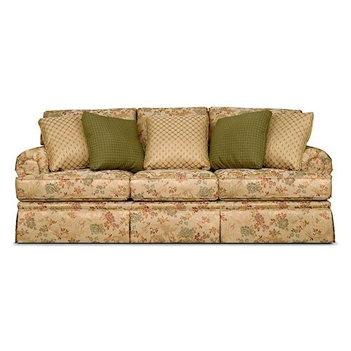 England Cambria Three Over Three Upholstered Sofa