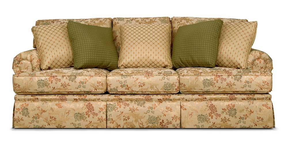 England Cambria Three Over Three Upholstered Sofa | Colderu0027s Furniture And  Appliance | Sofas