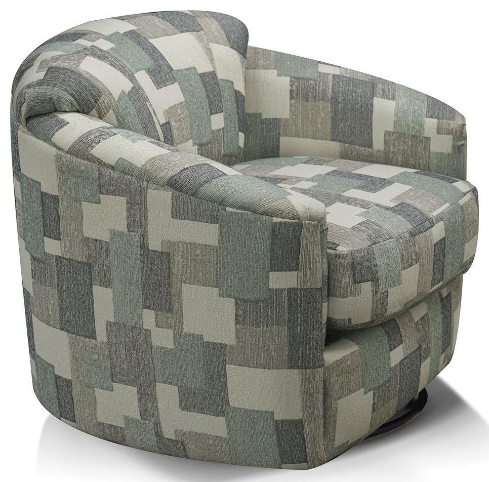 Incroyable England Camden Upholstered Swivel Glider Chair