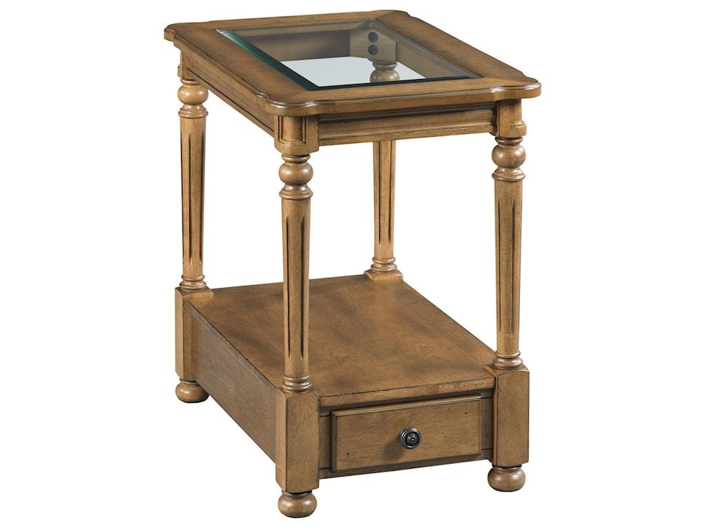 England CandlewoodChairside Table