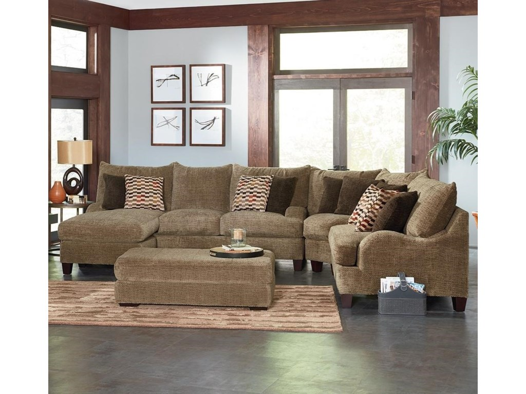 England Catalina3-Piece Modular Sectional