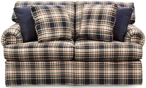 England Clare Two Over Two Loveseat