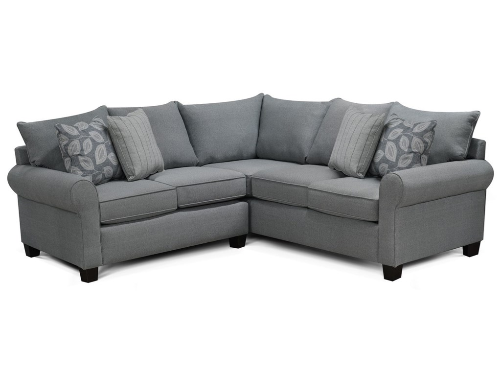 England ClementineSectional Sofa