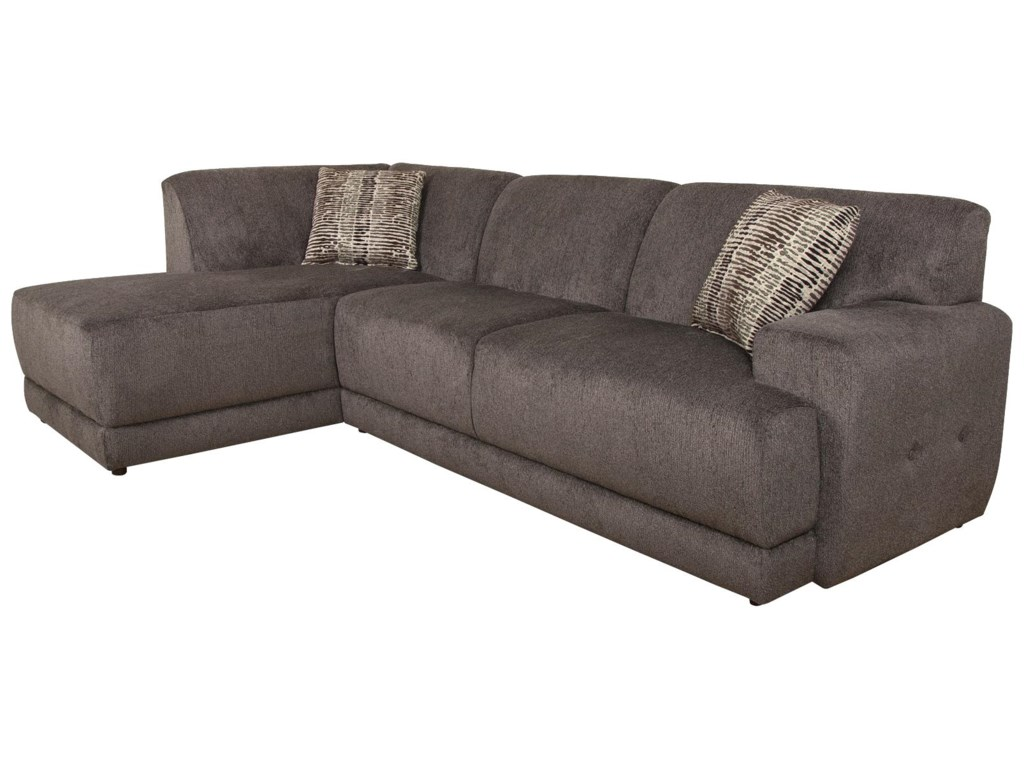 England PrincetonSectional with Chaise