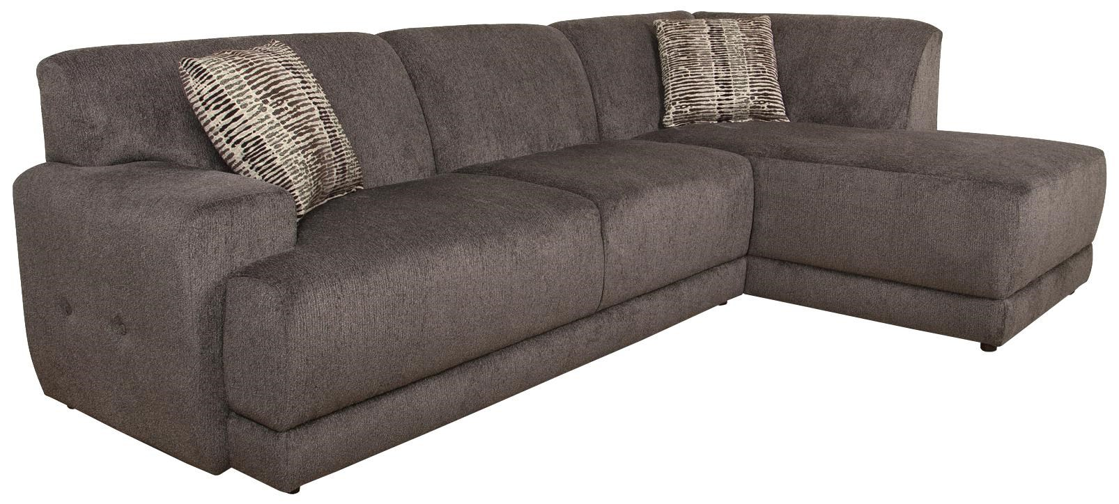 England Cole Sectional Sofa With Right Facing Chaise