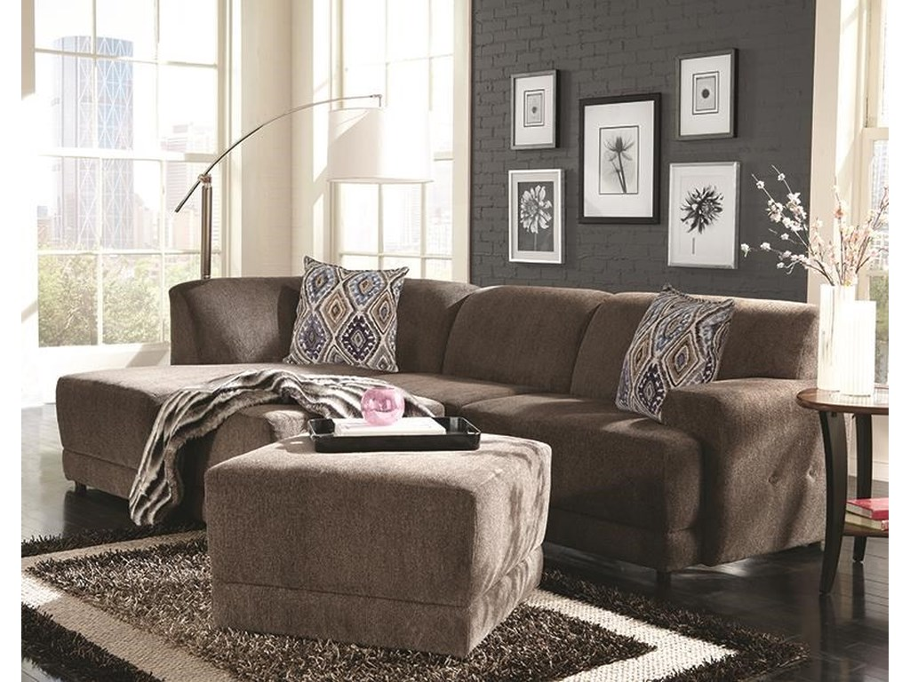 England Cole 2 Piece Sectional
