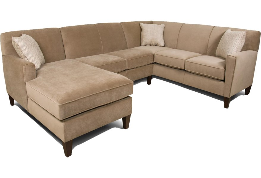 Collegedale 3-Piece Sectional Sofa