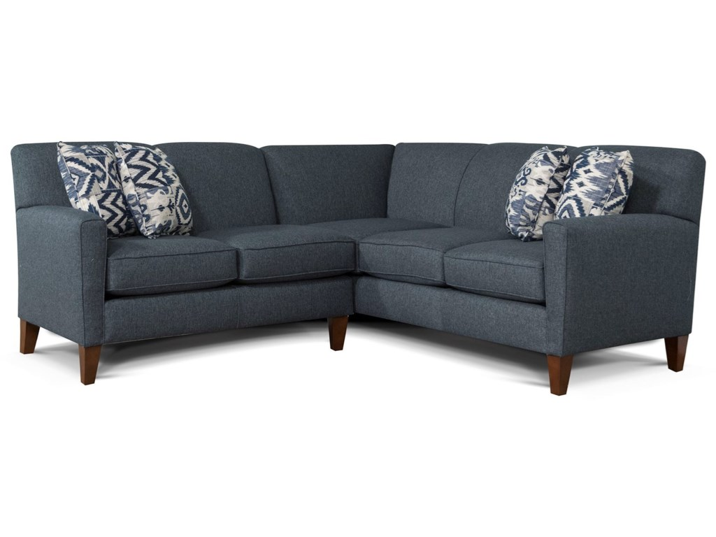 England Collegedale2-Piece Sectional
