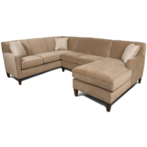 England collegedale contemporary 3 piece sectional sofa for 3pc sectional with chaise
