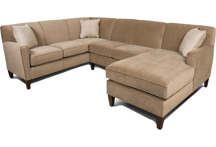 Collegedale 3pc Sectional Sofa
