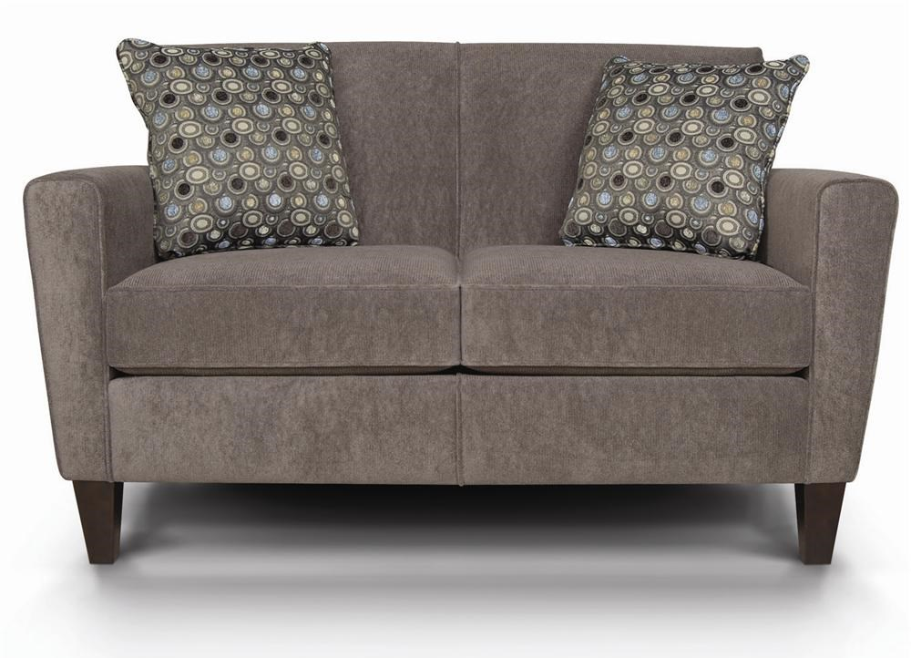 England CollegedaleUpholstered Loveseat