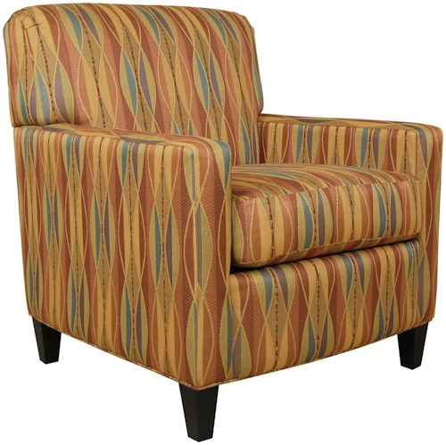 England Cosmopolitan  Upholstered Accent Chair