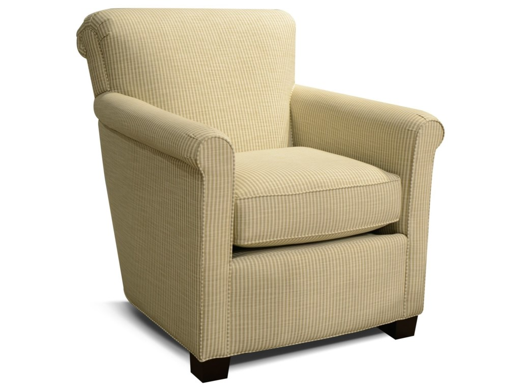 England CunninghamRolled Back Chair