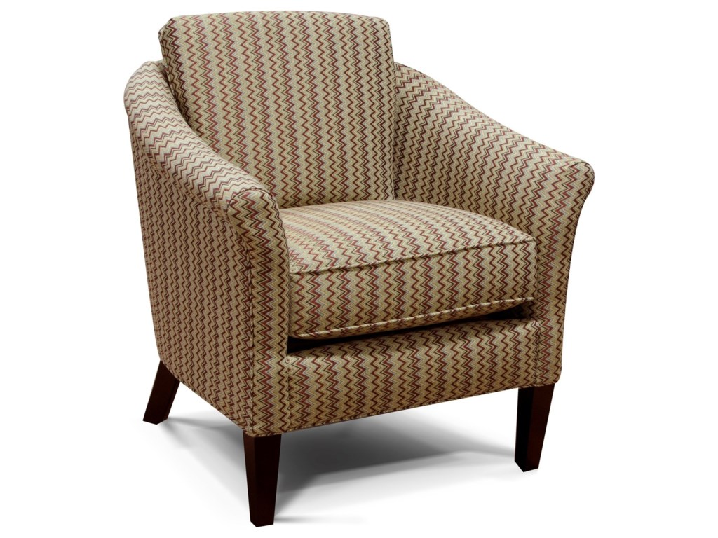 Gordman Accent Chairs.Denise Chic Accent Chair With Cosmopolitan Style By England At Dunk Bright Furniture