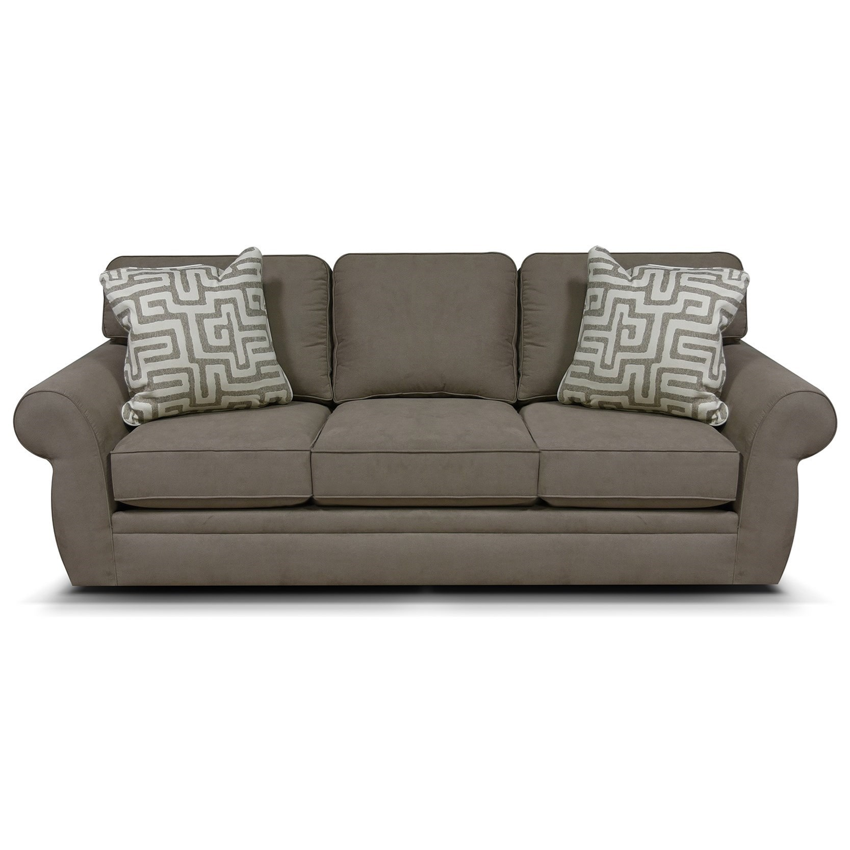 England Dolly Casual Sofa With Sock Arm