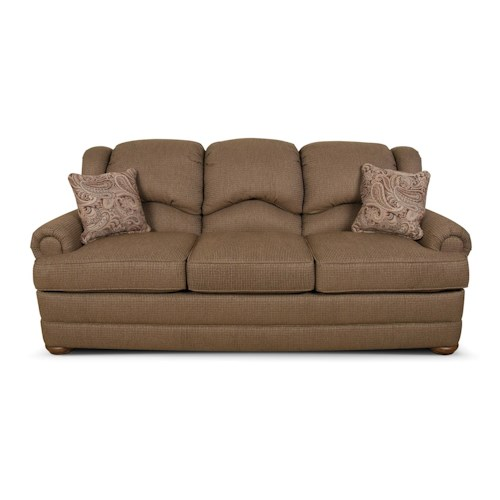 England Drake Stationary 3-Seat Sofa