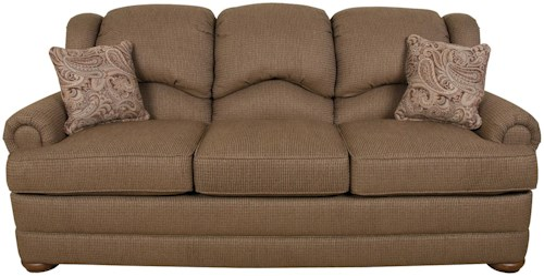 England Drake Comfortable Air Mattress Queen Size Sleeper Sofa